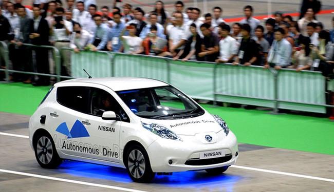 Video: Japan Self Driving Car